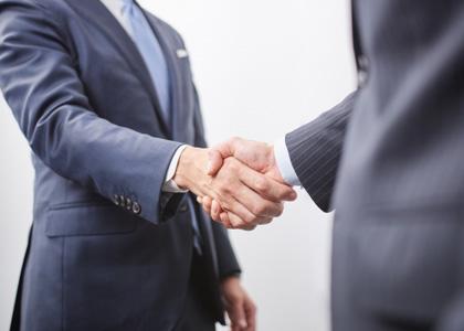 安心と信頼の提携システム