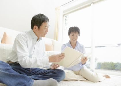 子への資産の承継業務